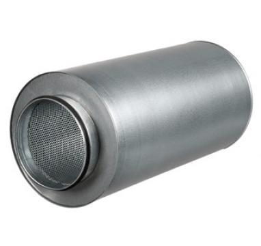 Tubulatura spiro Sound reducer SAR 140/900mm