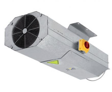 Ventilator Long range HCT/IMP-LS-UNI-40-2T-1.5 IE3