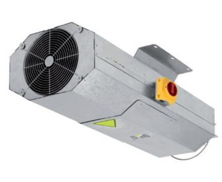 Ventilator Long range HCT/IMP-LS-UNI-45-2/4T-3