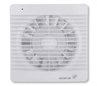Ventilator de baie Decor-300 H