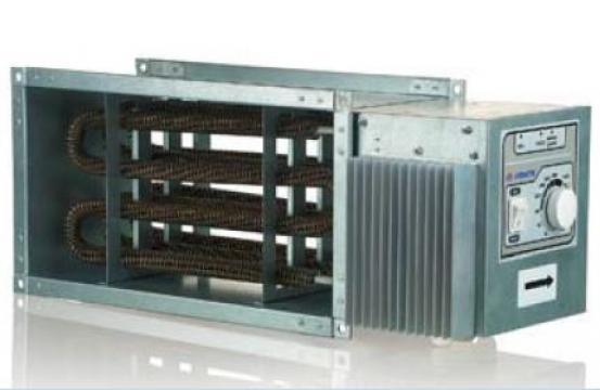 Incalzitor aer electric NK-U 400x200-12.0-3