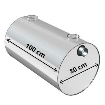 Fosa septica Charan 500 litri de la Mesteresti
