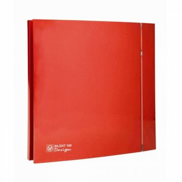 Ventilator de baie Silent-200 CZ Red Design - 4C