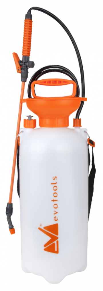 Pompa de stropit cilindrica 5 litri de la Impotrivadaunatorilor.ro