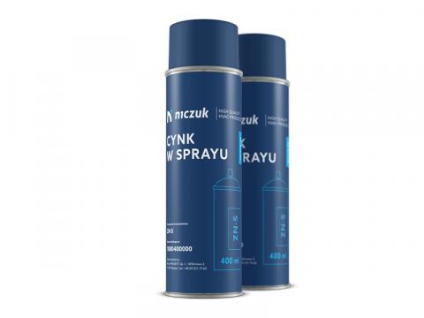 Spray cu zinc 400ml de la Util Instal Construct Srl