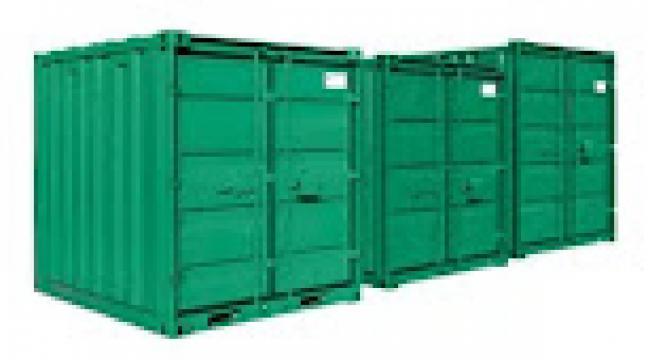 Containere maritime de la Covired Srl