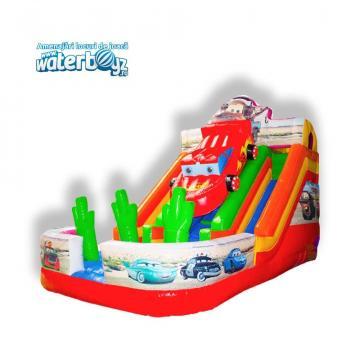 Tobogan gonflabil Cars de la Waterboyz