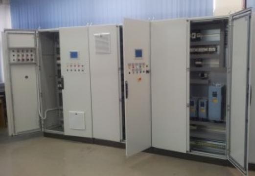 Tablouri electrice de la E.E.Tim Echipamente De Automatizare