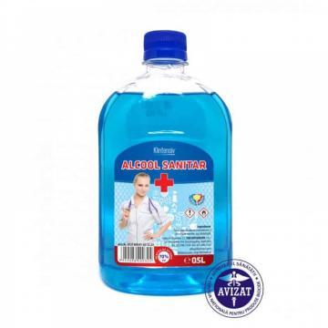 Alcool sanitar Klintensiv, 500 ml de la Sanito Distribution Srl