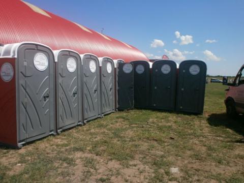 Toaleta ecologica de la SC Toalete Ecologice SRL