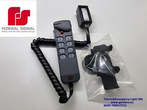 Sirena Politie digital - Federal Signal - AS 320/A de la Tehnic & Emergency Light Srl