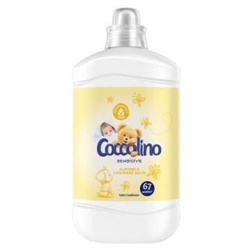 Balsam de rufe Coccolino Sensitive Almond 1680ml de la Pepita.ro