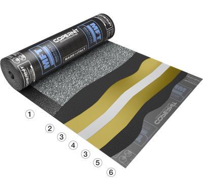 Membrana bituminoasa MFT Pro 25 de la Professional Waterprooting Srl