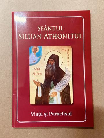 Carte, Sfantul Siluan Athonitul viata si paraclisul de la Candela Criscom Srl.