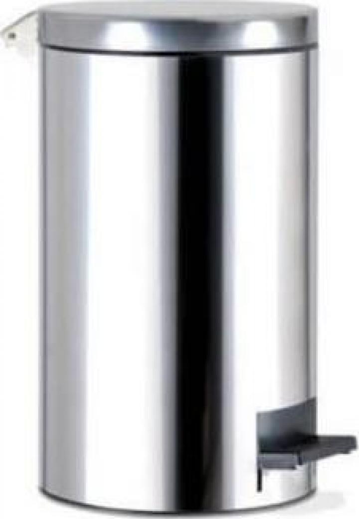 Cos de gunoi din inox cu pedala - MO628