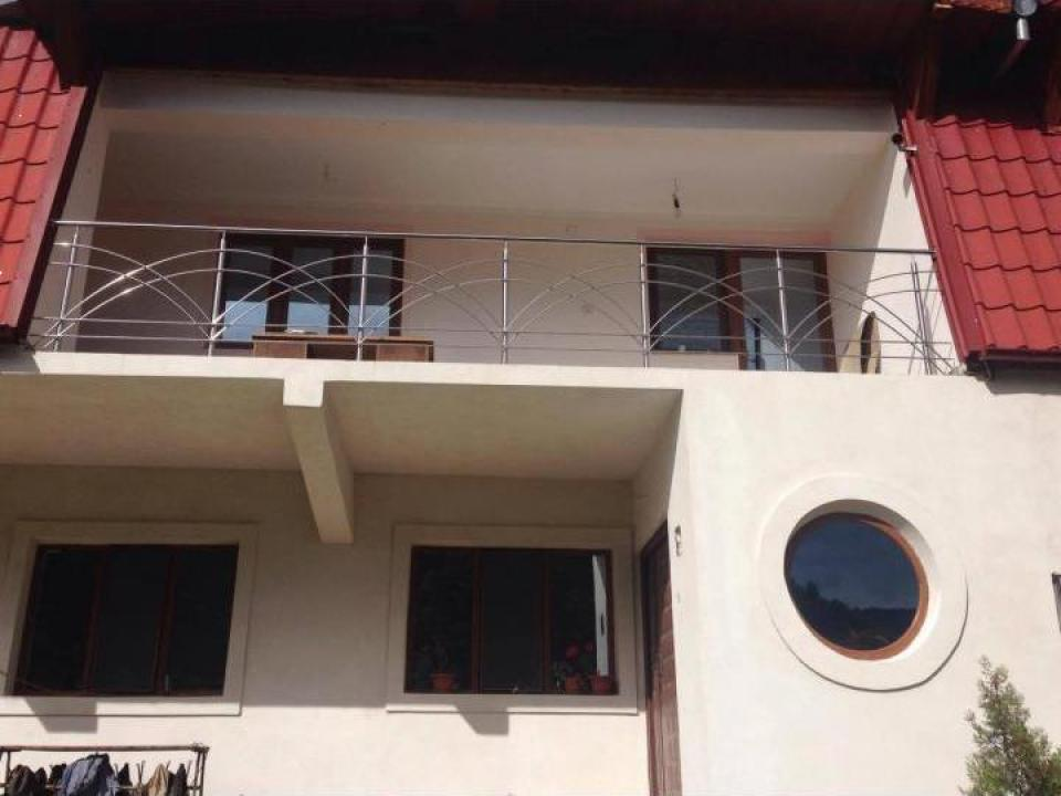 Balcon exterior Herculane