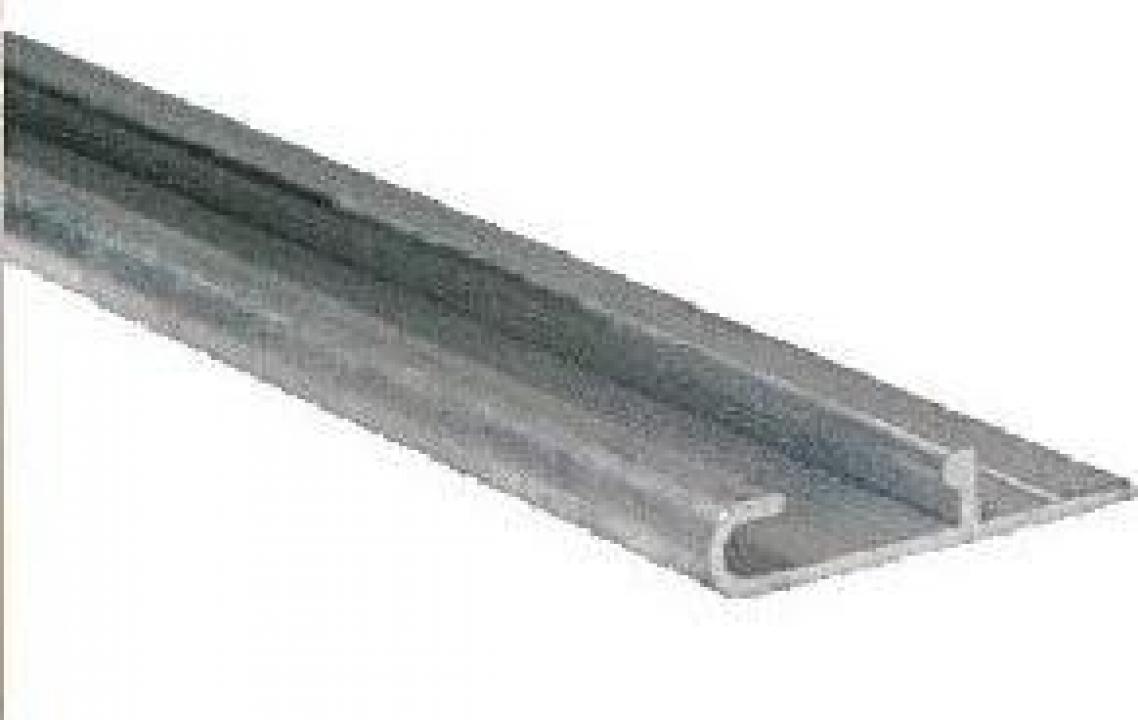 Profil aluminiu simplu pentru sere