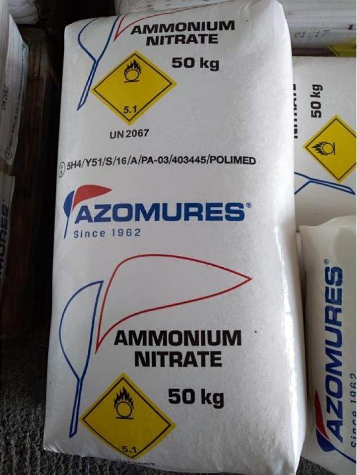 Azotat de amoniu - Matca - Valvio Prod Srl., ID: 14217783  |Azotat De Amoniu