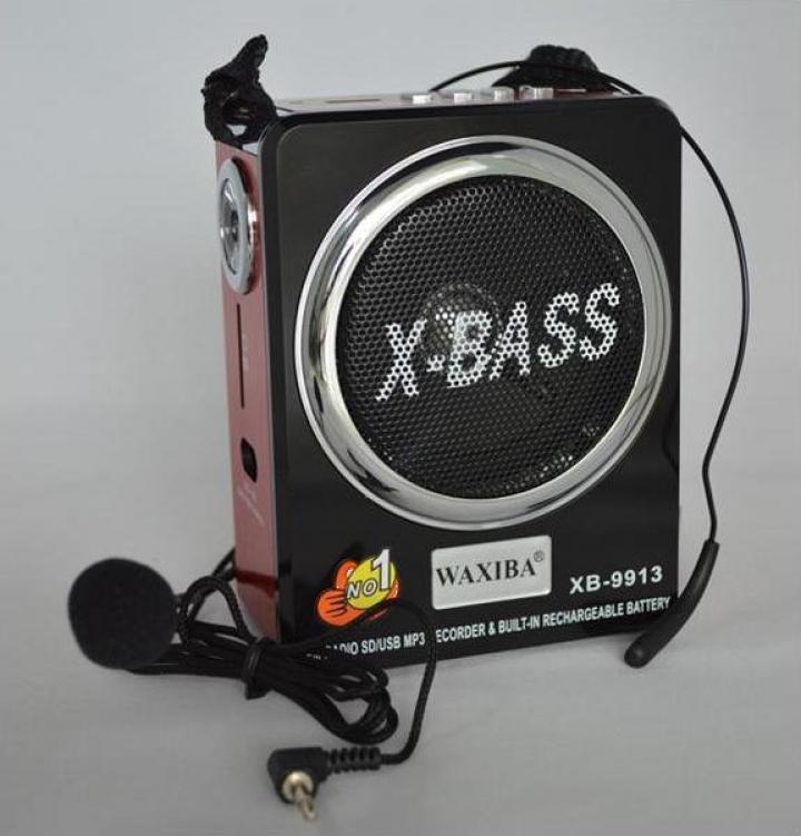 Radio MP3 portabil Waxiba XB-9913