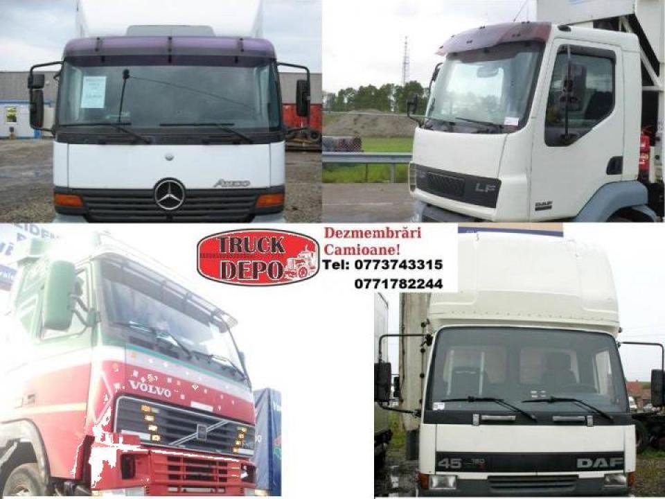 Cabine camioane