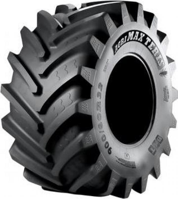 Anvelope combina 650/75 R32 BKT Agrimax Teris 172A8/B TL