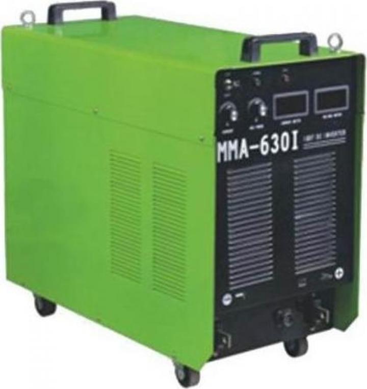 Aparat de sudare inverter Proweld MMA-630I (400 V)