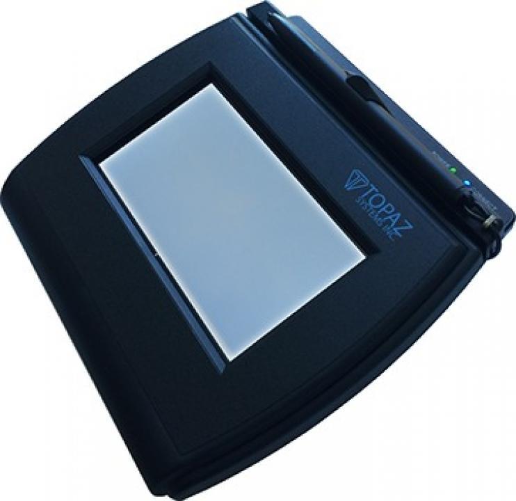 Dispozitiv semnatura SigLite Backlit LCD SE 4x3 WiFi