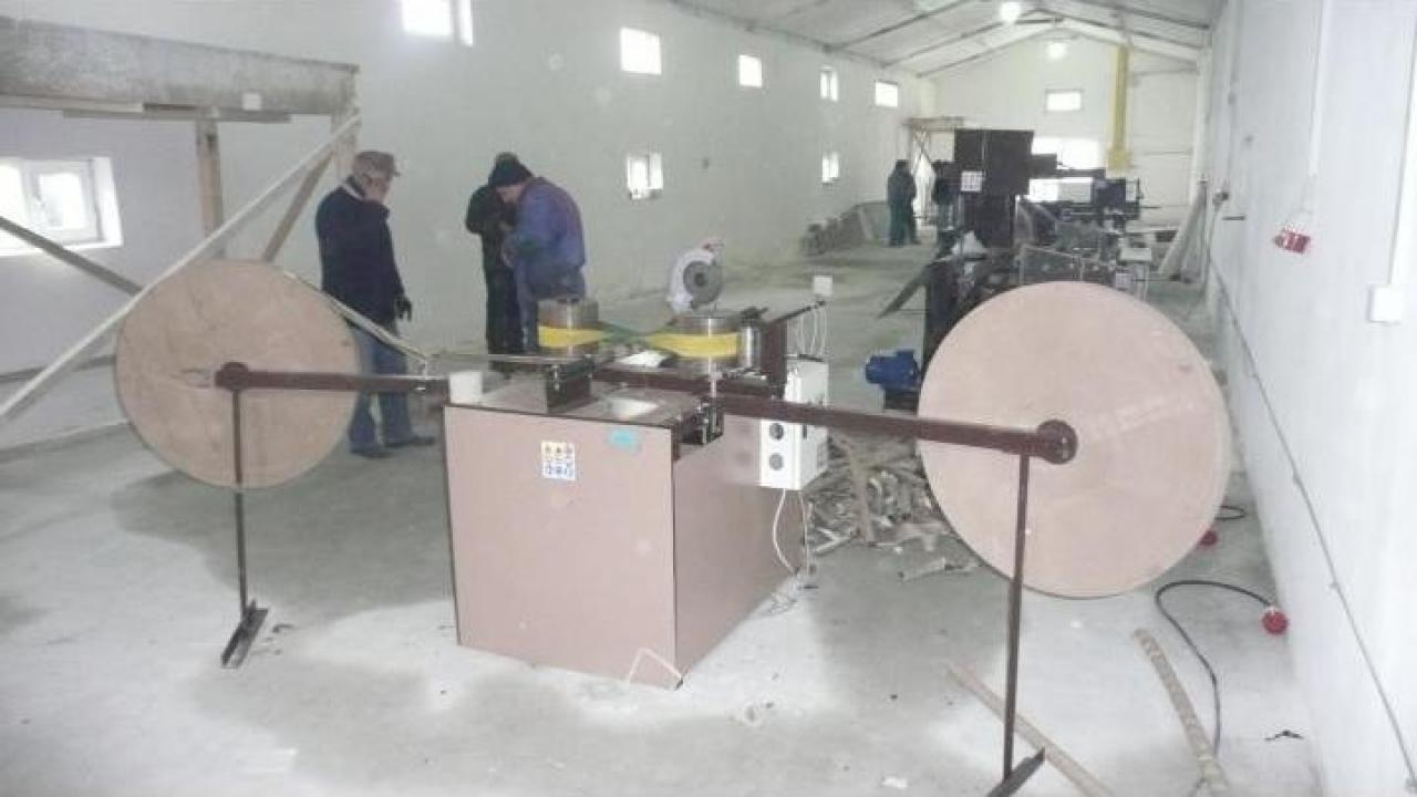 Utilaj full-automatizat fabricare tub carton 2021