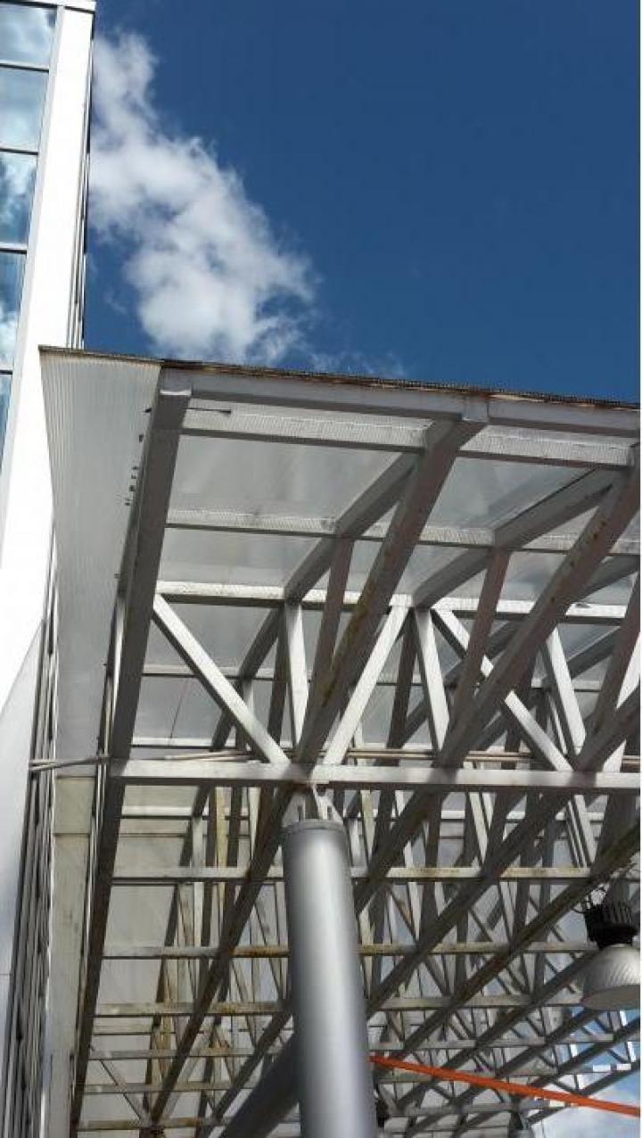 Confectii metalice, structuri metalice Constanta