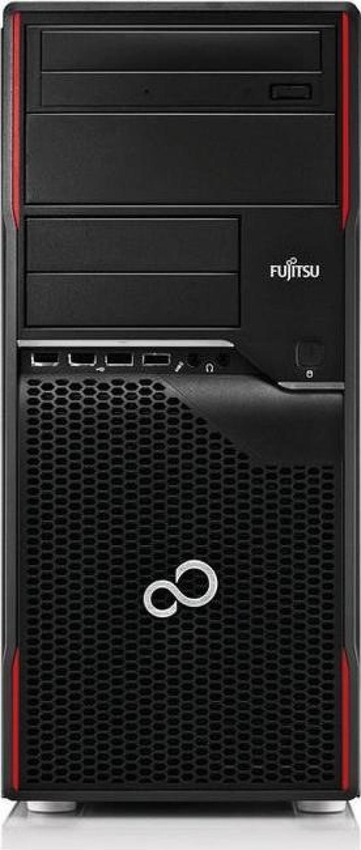 Calculator Fujitsu Celsius W410 Tower, Intel Core i5 Gen 2