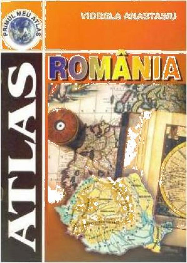Atlase geografie Romania