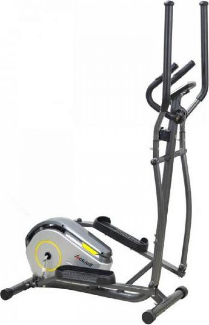 Bicicleta eliptica magnetica Actuell