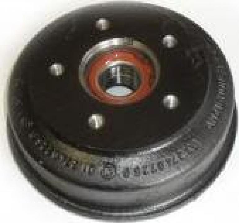 Tambur BPW 2005-7 cu rulment 34/64x37, divizare 5x112