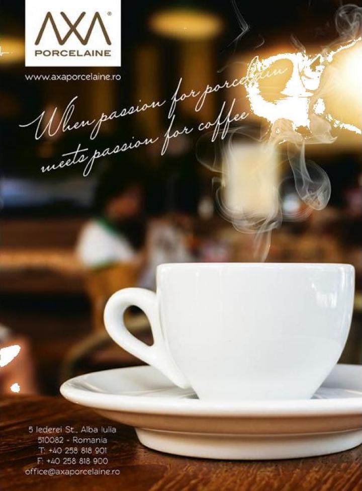 Cesti si farfurii de cafea