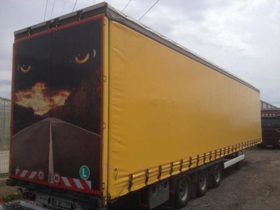 Prelate, suprastructuri metalice camioane