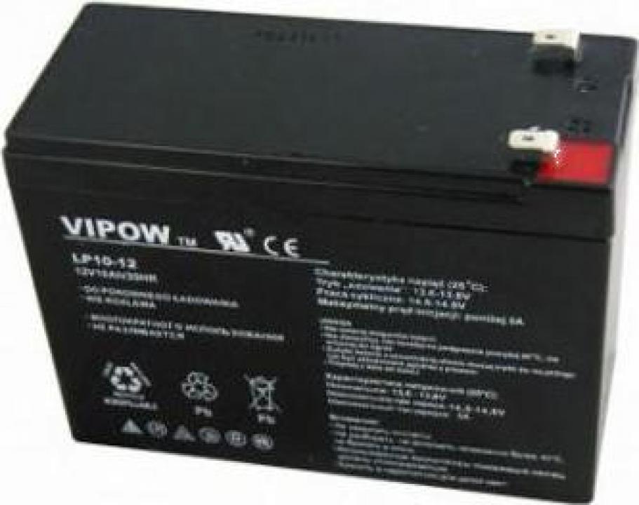 Acumulator gel-plumb 12v-10Ah