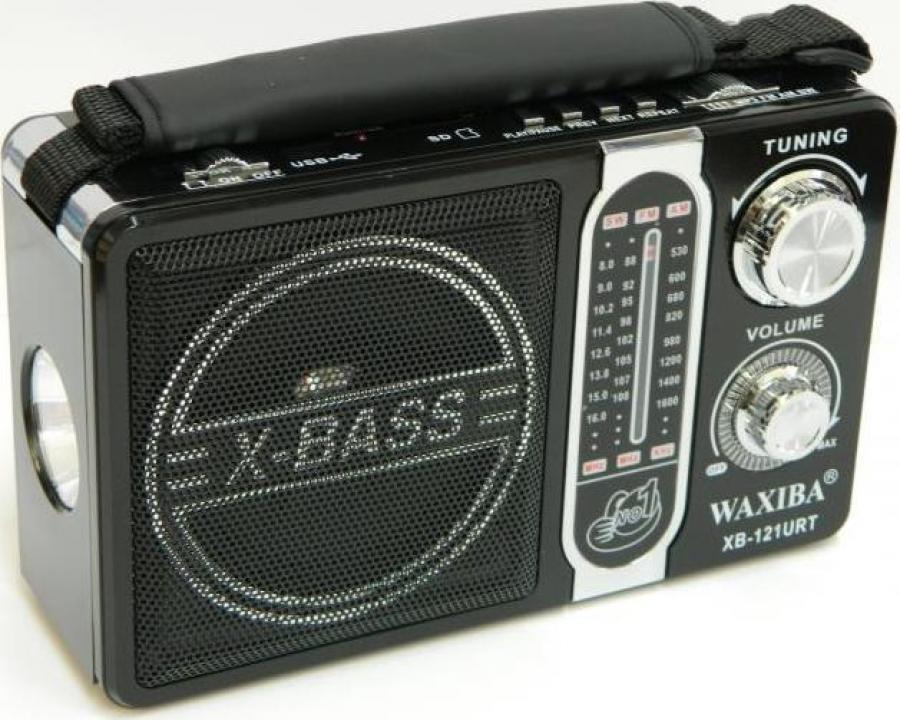 Radio portabil cu MP3 Waxiba XB-121URT