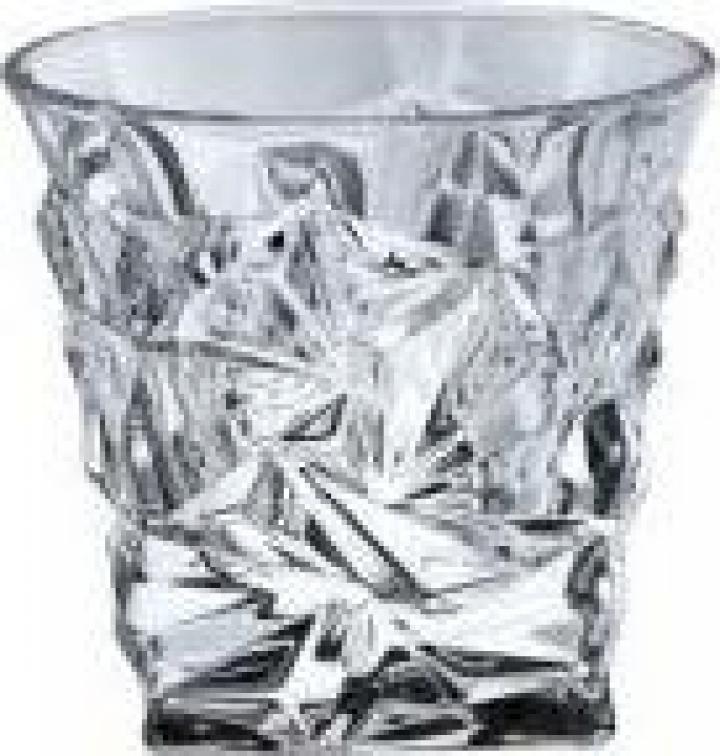 Set 6 pahare whisky Glacier
