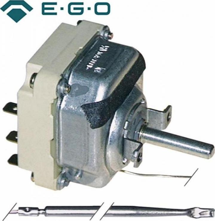 Termostat trifazic reglabil 60-300*C