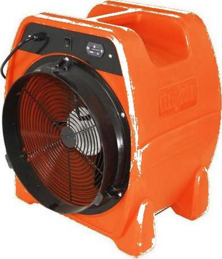 Ventilator axial portabil Heylo PowerVent 6000 Kombi