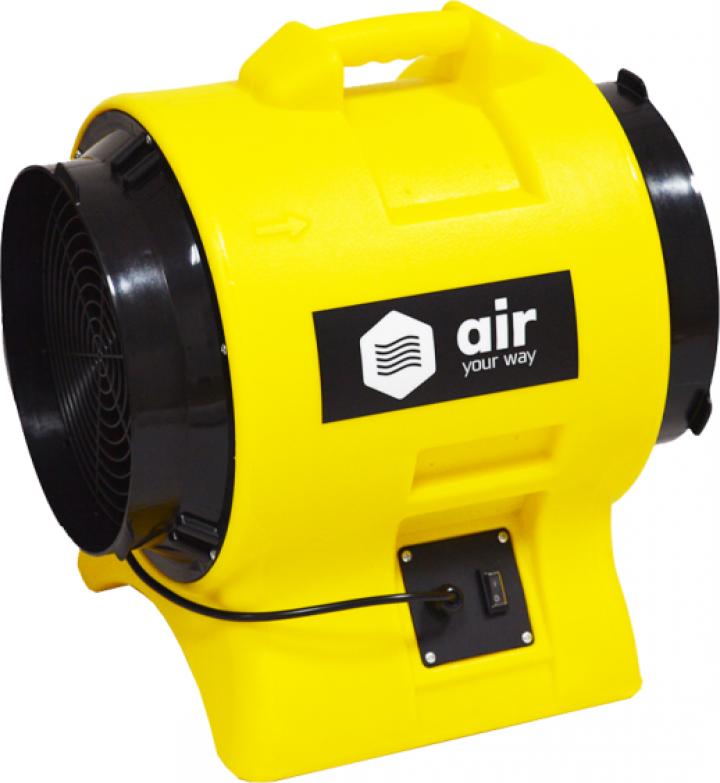 Ventilator axial portabil - exhaustor - 616W - Air AP110012