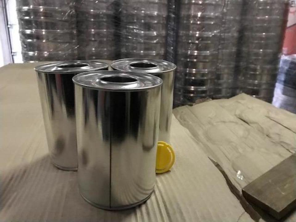 Cutii metalice non-alimentare