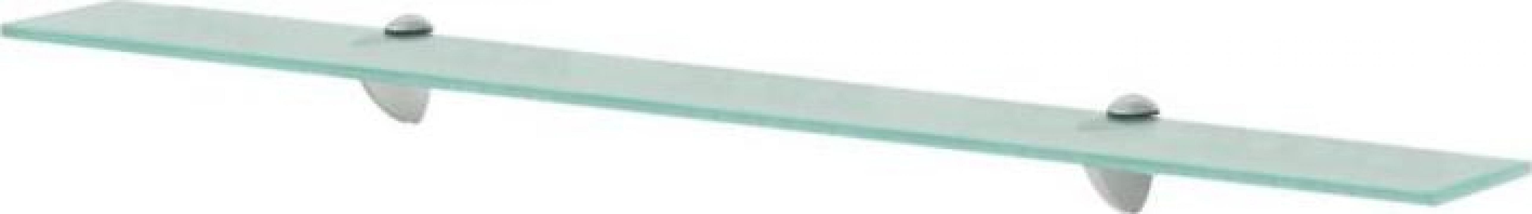 Raft suspendat din sticla, 90 x 20 cm, 8 mm