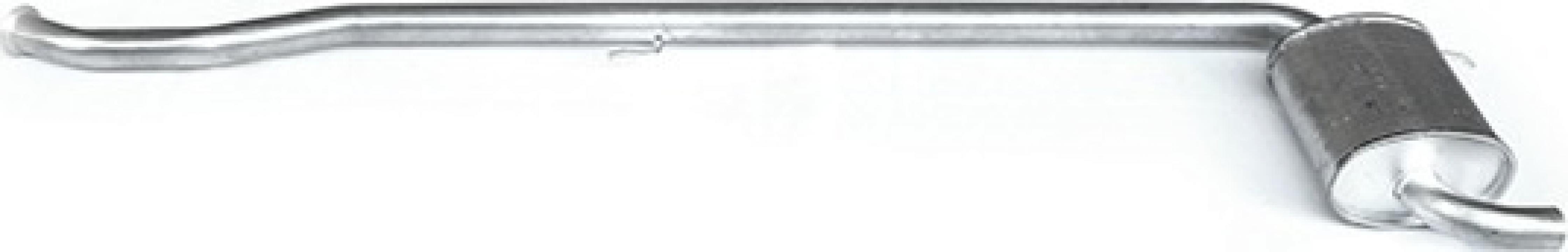 Toba esapament Dacia Supernova, Solenza