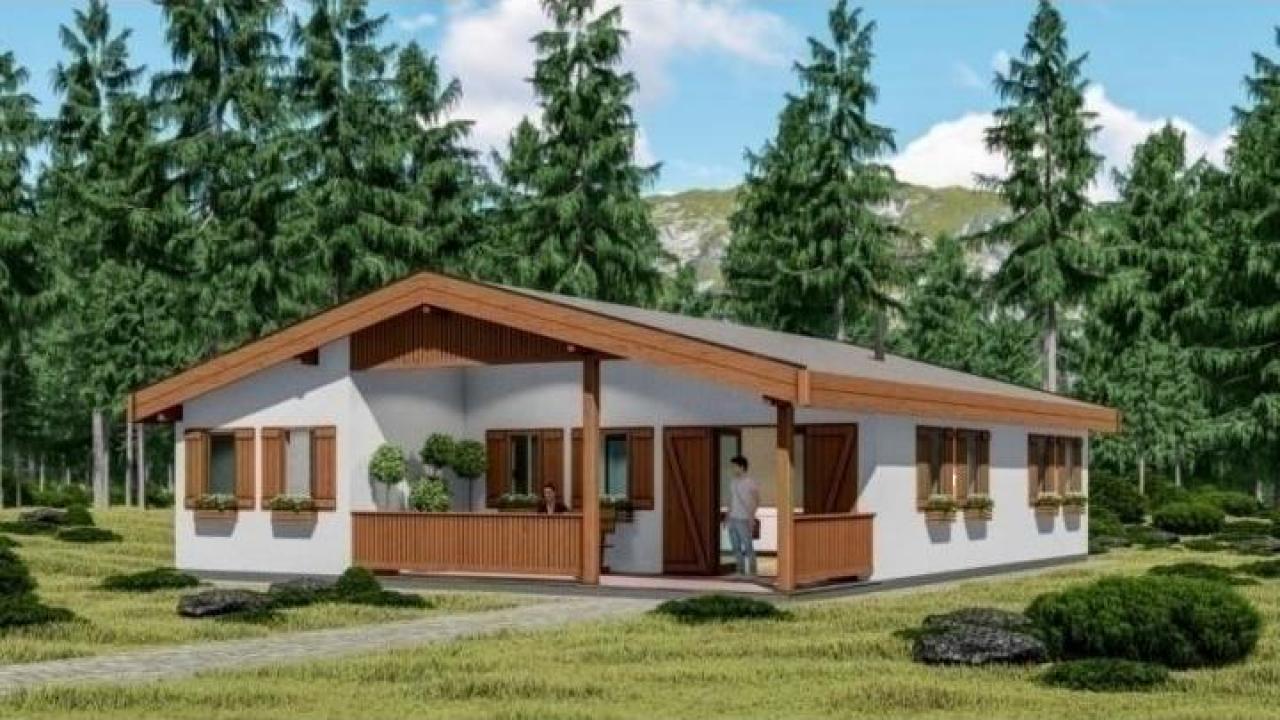 Casa de locuit Urban Style