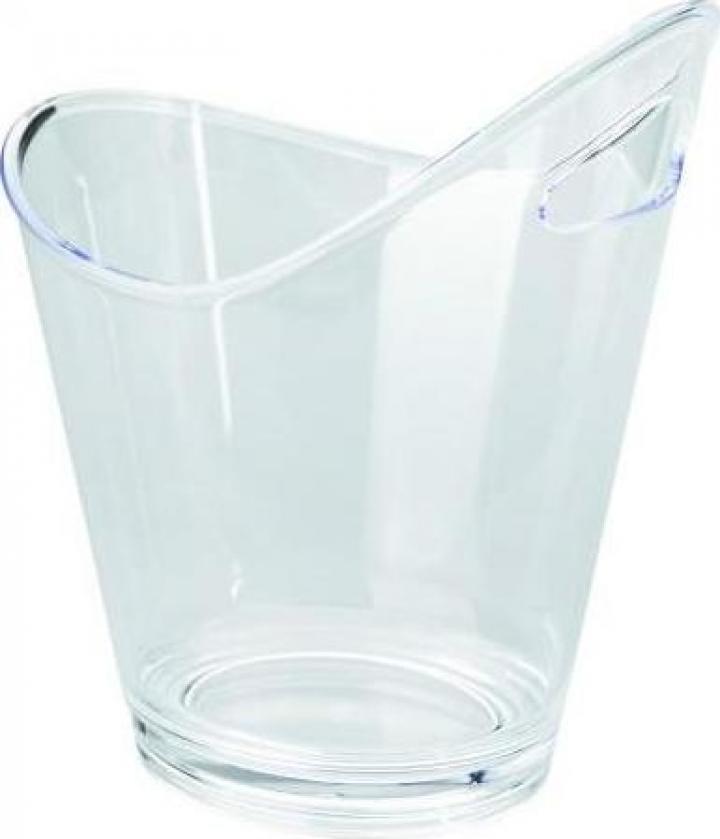 Frapiera acril transparenta 4.5 litri