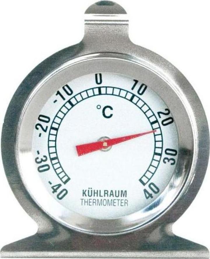 Termometru pentru frigider rotund