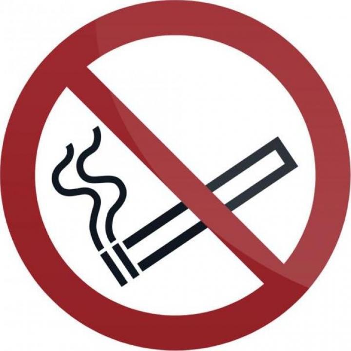 Indicator Fumatul interzis