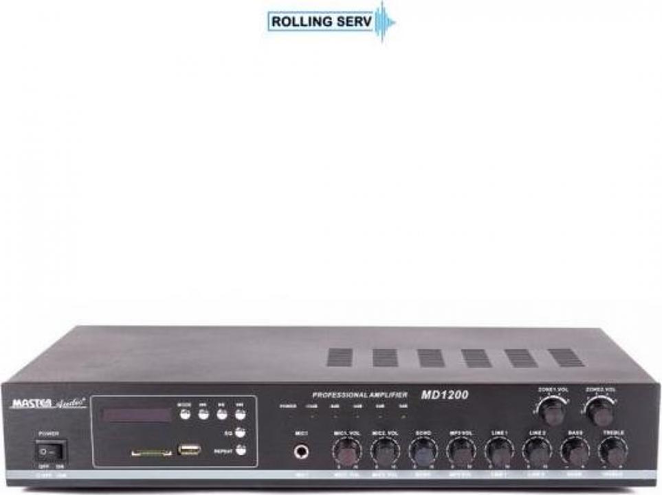 Amplificator MasterAudio MD1200