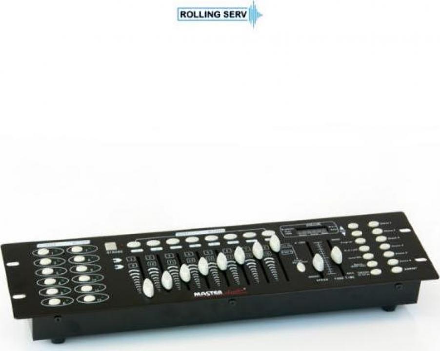Comanda DMX 512 SM006